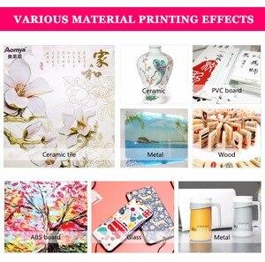 Image 3 - 1 ボトルの x 500 ミリリットル UV インク/UV LED インクエプソン UV フラットベッドプリンタ/3D UV プリンタエプソン 1390 1400 1410 L800 R290 R330