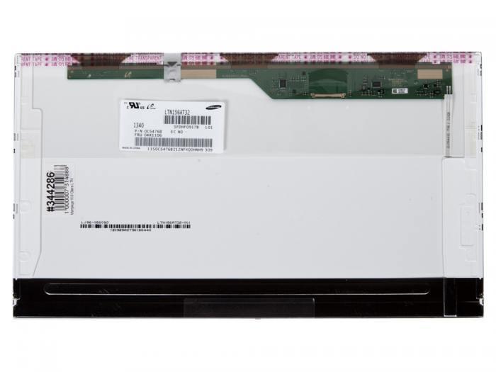 LCD 15.6 Glare LTN156AT32, WXGA HD 1366x768, 40L, LED