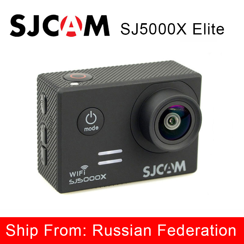 SJCAM SJ5000X Elite Gyro Sport Action Camera WiFi 4K Diving 30M Waterproof Sports DV sport elite se 2450