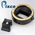 Pixco 3th Поколение Электронных Полный Кадр Автоматический Focus AF Подтверждение Адаптер Костюм для Canon EF Крепление Объектива К Sony E Крепление NEX Камеры