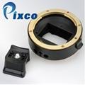 Pixco 3th Geração Eletrônica Full-Frame Auto Focus AF Confirmar Adapter Terno para canon ef montagem da lente para sony e mount nex camera
