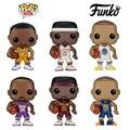 Funko POP 6 Типа 10 см NBA Коби Брайант Баскетбол Super Star Player Карри Фигурку КОЛЛЕКЦИЯ VERSIO С Оригинальной коробка