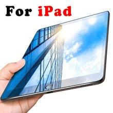 Для Apple iPad 9,7 Экран протектор Стекло для iPad 10,5 5th 6th Pro закалённое защитное стекло воздуха 1 2 3 4 на защитная пленка