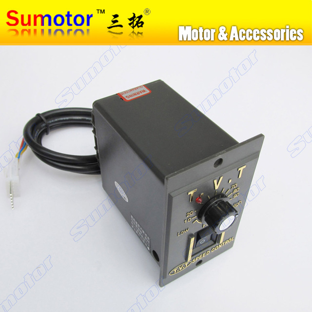 AC 220V motor electrical speed control Governor 6W 15W 25W 40W 60W 90W 120W 200W Adjustable regulator speed controller switch