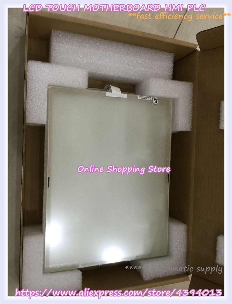 New AT-084F-5RB-004N-18R-150FH 5-wire resistance industrial touch screen