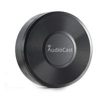 WIFI HiFi Audio Speaker Spotify Sound Streamer Wireless Audio Cast M5 Airplay DLNA Music Receiver iOS & Android Airmusic