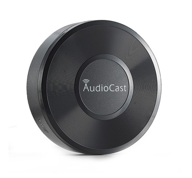 US $33 25  WIFI HiFi Audio Speaker Spotify Sound Streamer Wireless Audio  Cast M5 Airplay DLNA Music Receiver iOS & Android Airmusic -in Wireless