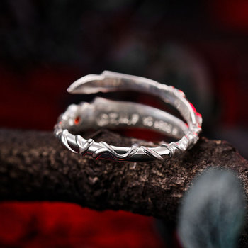 Аниме Кольцо Судьба: ночь схватки серебро 925 пробы 1