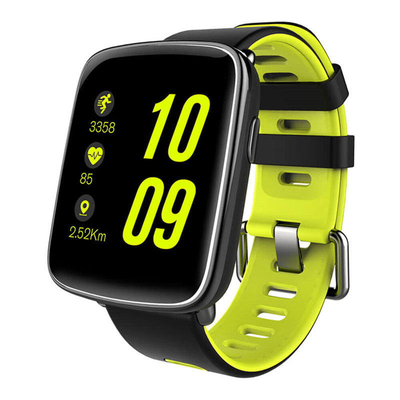 Sport Smart Watch Heart Rate Sleep Two-tone Fashion Strap Wearable Devices Bluetooth Call Smartwatch for IOS Android цена