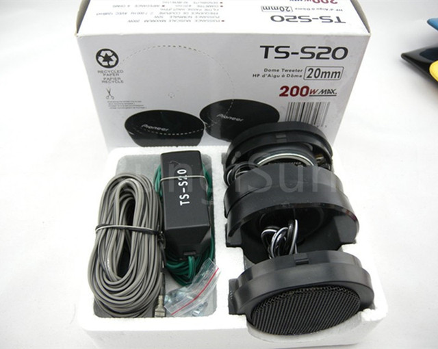 TS-S20 Universal car Speaker tweeter Excellent quality
