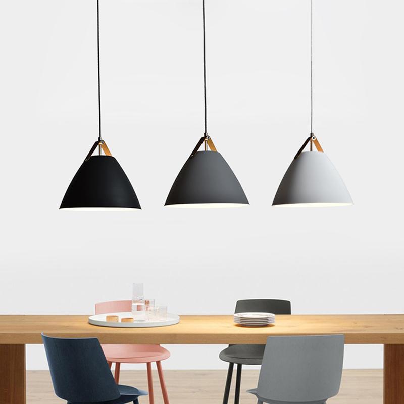 Nordic Pendant Lights Modern Minimalist