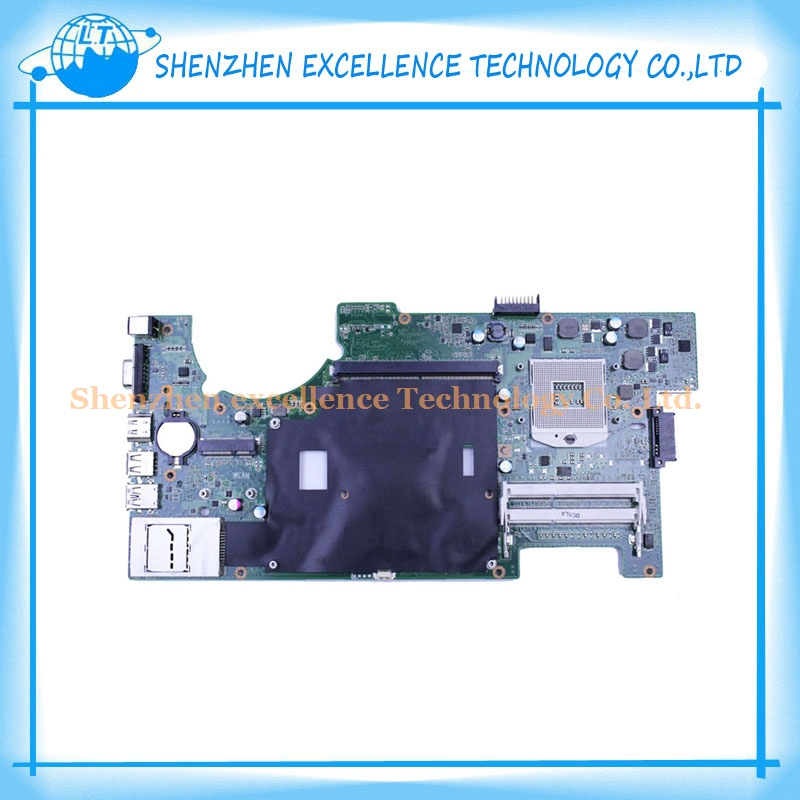 For ASUS Laptop motherboard G73 G73SW 4 RAM SLOT 2D connector motherboard Mainboard Fully Tested & Free Shipping