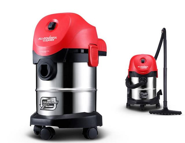 China Guangdong Deerma DX135F Commercial Wet And Dry Vacuum Cleaner Household Big Bucket 18L