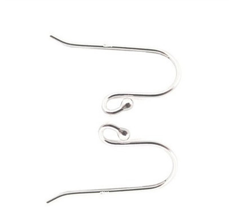 Beadsnice Großhandel 925 Sterling Silber Ohrringe Haken ohr draht ...