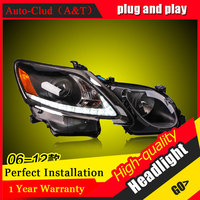 Auto Clud Car Styling For Lexus GS350 Headlights 2006 2012 For GS350 Head Lamp Led DRL