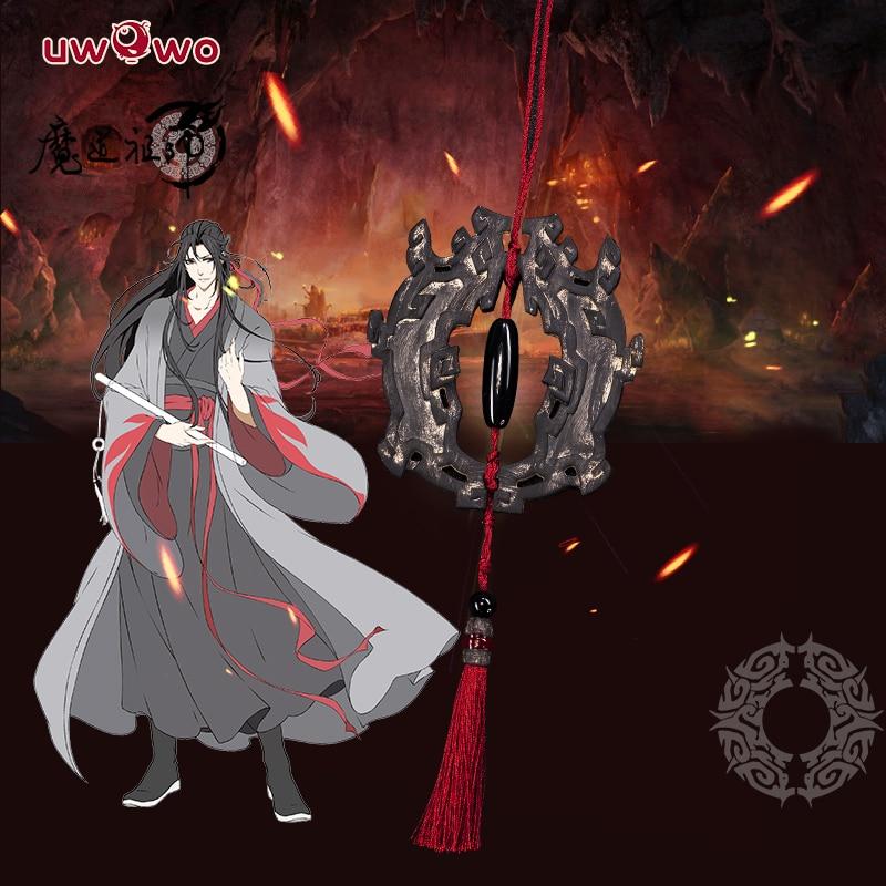 UWOWO Grandmaster of Demonic Cultivation Mo Dao Zu Shi Cosplay Accessories HuFu