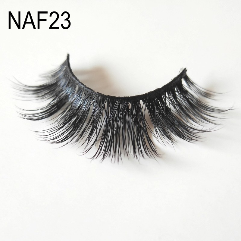 Wholesale Mink False Eyelashes 3D Mink Lashes Mink Hair Volume Eyelash Extension Beauty Personal Care UPS Free Shipping 20 Pair