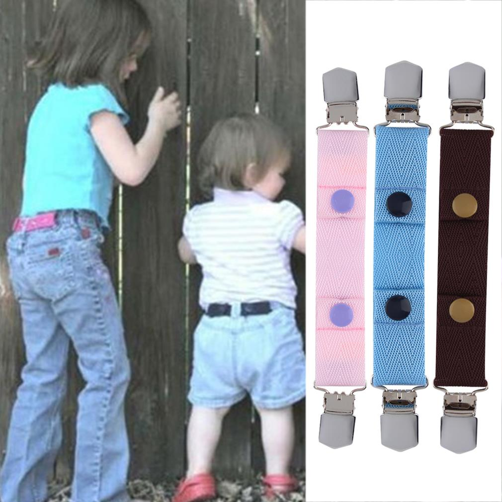 100% Brand New Children Kids Jeans Pants Canvas Adjustable Belt Elasticated Buckle Clip Belt Hot