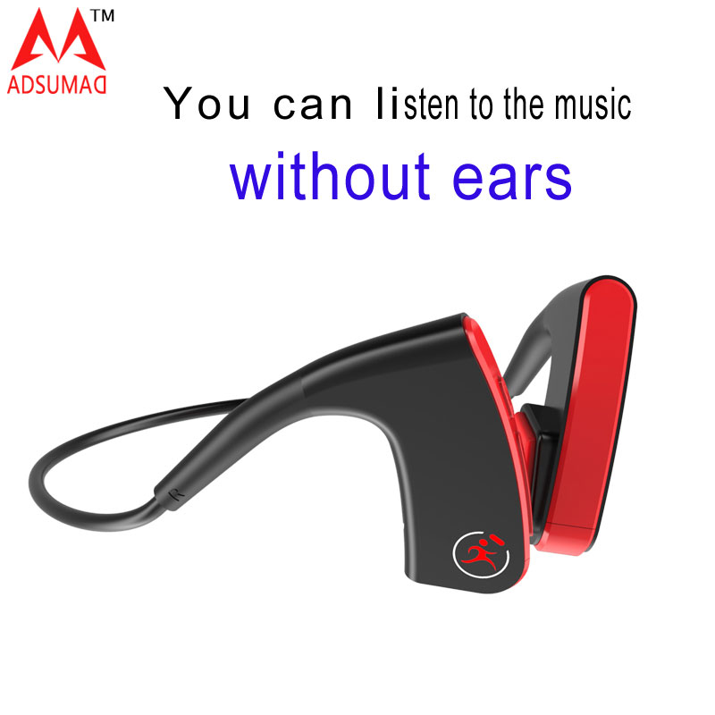 E1 Bluetooth Headset Bone Conduction bluetooth Wireless Headset Auriculare Outdoor Sports CVC Bass 3D Stereo Ear Hook Earphone mix8 open ear bone conduction bluetooth v4 1 headset outdoor sports wireless bluetooth headset head mounted headphones