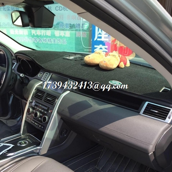 dashmats car-styling accessories dashboard cover  for Land Rover Discovery Sport 2014 2015 2016 2017