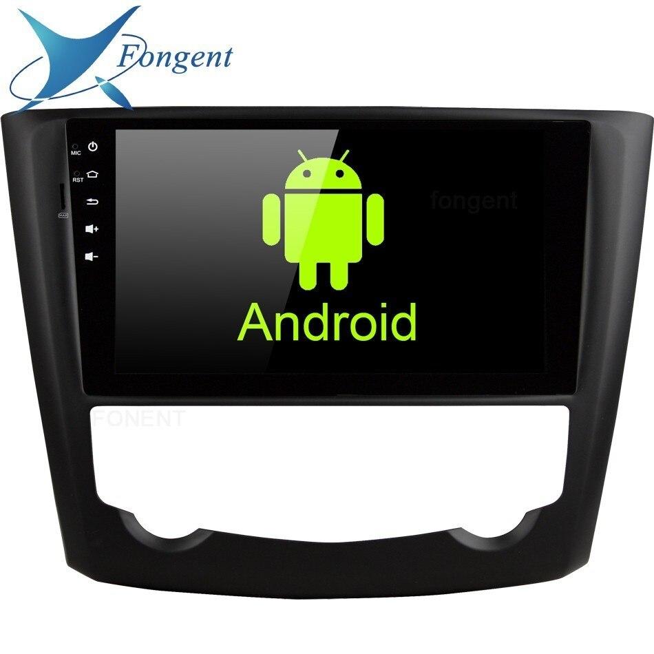 Android Unit Audio Stereo For Renault Kadjar 2015 2016 On