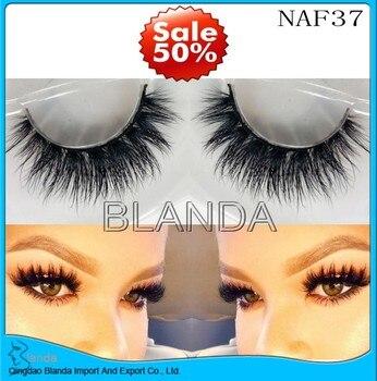 UPS Free Shipping 500Pair Eyelashes 3D Mink Lashes natural handmade volume soft lashes long eyelash extension real mink eyelash