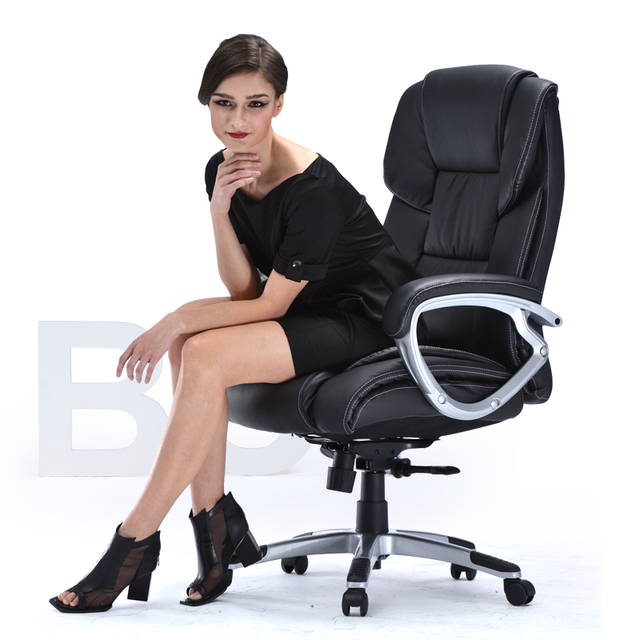 Modern Fashion Office Boss Chair Super Sot Leisure Lying Computer Chair Rotary Lifting Ergonomic Staff Gaming Chair