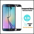 For Samsung Galaxy S6 Edge Glass Film Mobile Accessory Protective Case Phone Cover For Samsung Galaxy S6 Edge Tempered Glass