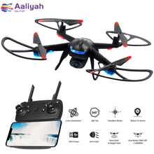 RC Quadcopter FPV Drones with Camera HD High Hold Mode Mini  Pocket Drone Micro Altitude Wifi Helicopter