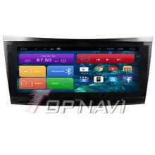 "TOPNAVI 8.8 ""Quad Core Android 6.0 GPS de Navegación para E clase 2002 2003 2004 2005 2006 2007 2008 Para El Benz Autoradio, NO DVD"