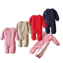 Anna & Joyce Baby Thickening Autumn Winter Warm Soft Cotton