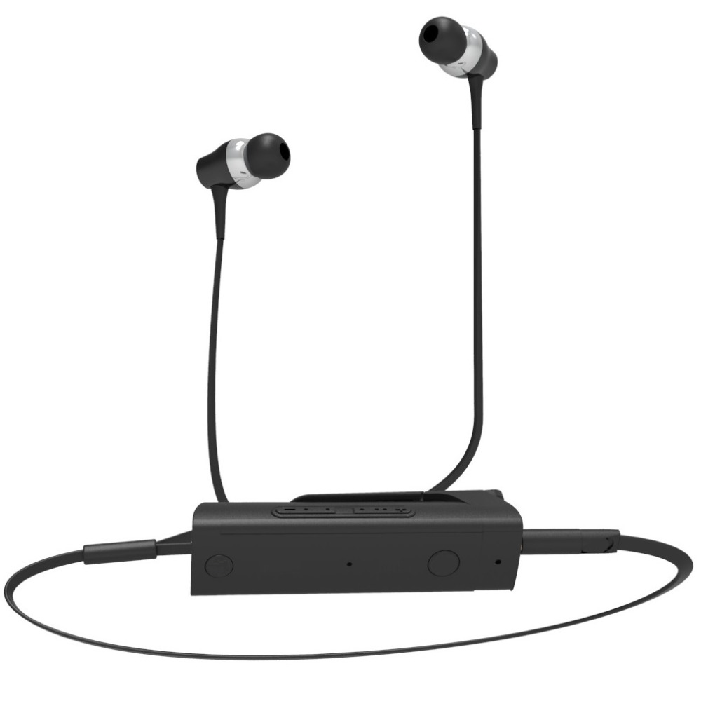 GDLYL Sport Basse Lourde Cravate Auriculaire Sans Fil Bluetooth Écouteurs Dent Bleue Casque Microphone Bluetooth Stéréo Écouteurs