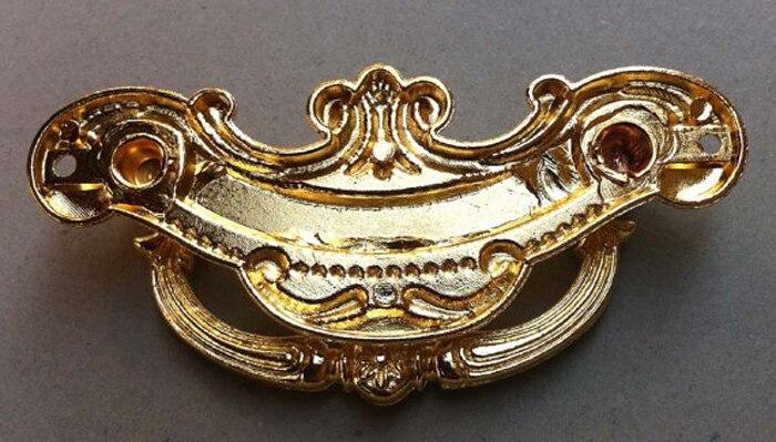 Knoppen Voor Kast : Gouden kast knoppen: stks luxe gouden kroon vorm ladekast knoppen