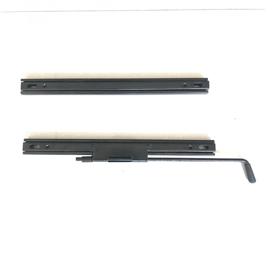 Car seat slide Slide Modified car seat rail Seat accessories