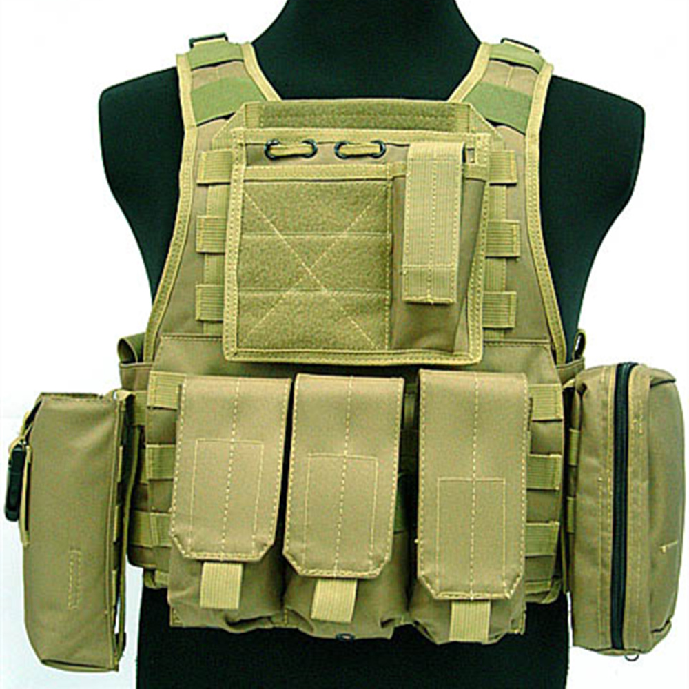 Tactical Vest Outdoor 7 colors Camouflage 027 field Military Body Armor Sports Wear Hunting Vest Army Ghost vest colete tatico