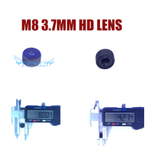 HD mini camera M8-3.7MM lens for cctv video surveillance camera CCD/CMOS/IPC/AHD IP Camera DIY Module Free shipping