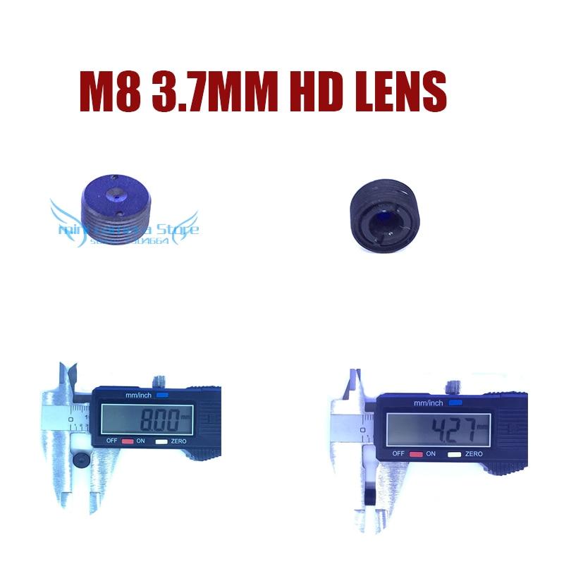 hd 1080p 1 2 7 m12 3 7mm 2mp pinhole mini lens for cctv video surveillance ccd cmos ipc ahd ip camera diy module free shipping HD mini camera M8-3.7MM lens for cctv video surveillance camera CCD/CMOS/IPC/AHD IP Camera DIY Module Free shipping