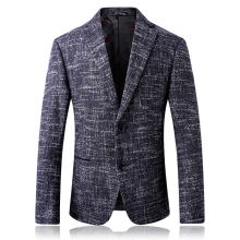 2019 spring autumn men casual Blazer suit mens woolen Jacket slim fit Mens classic smart blazer for male S-4XL 6218