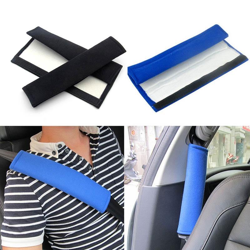 1 Paar Auto Sitz Gürtel Schulter Pads Harness Sicherheit Strap Kissen Abdeckung Für Kinder Kinder Erwachsene Xr657 RegelmäßIges TeegeträNk Verbessert Ihre Gesundheit