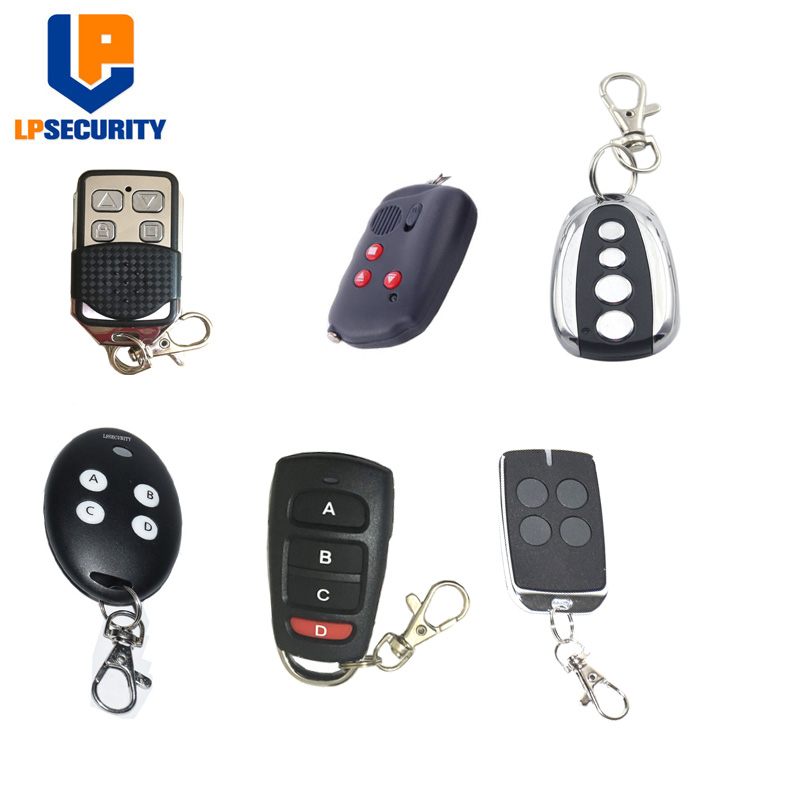 LPSECURITY Transmitter /Remote For Swing / Sliding Gate Opener /automatic Swing Gate Motor