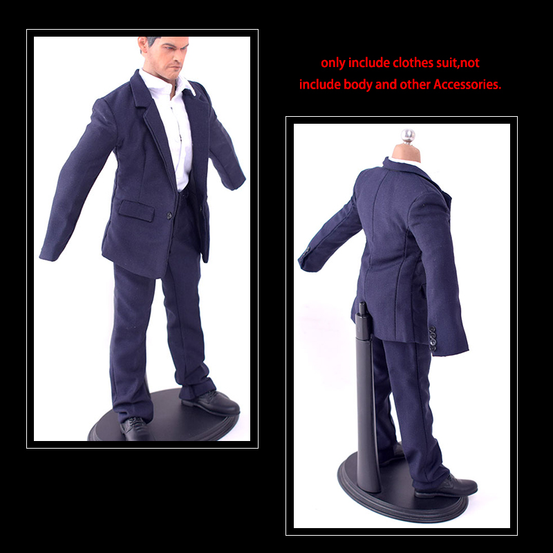 "PLAY TOY HB003 1//6 Male Gentleman Clothes Set Figure Model for 12/"" Action Doll"