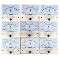 85L1-A AC Амперметр Аналоговый Измерительный диапазон 75A 5A 10A 15A 20A 30A 50A 100A 200A 300A Micro ток