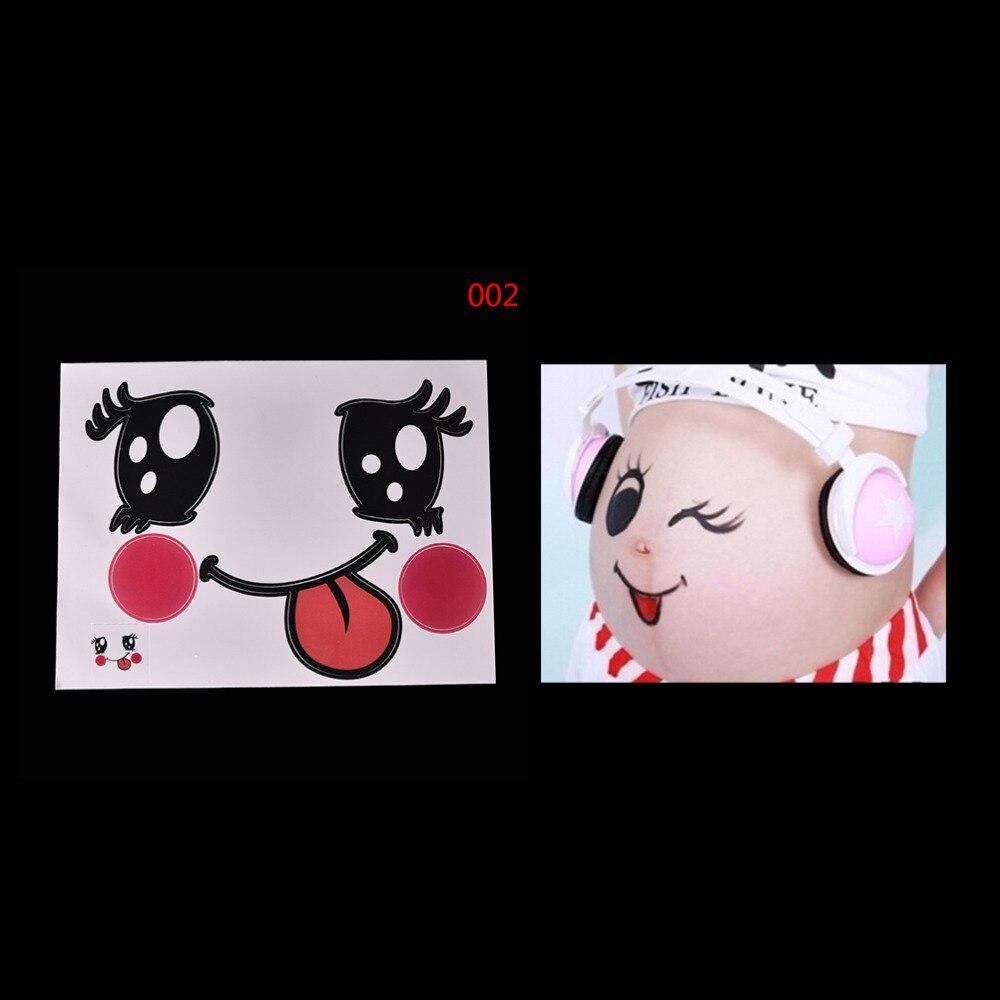 026a6f7f2355b النساء الحوامل بطن الحمل البطن الرسم المؤقتة الوشم ملصقات صور ...