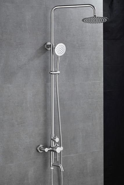 Xogolo Bathroom European Shower System Rainfall Shower Head ...