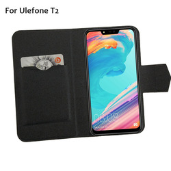 На Алиэкспресс купить чехол для смартфона 5 colors hot! for ulefone t2 case phone leather cover,factory price protective full flip stand leather phone shell cases