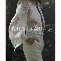 Svoryxiu дизайнер на заказ Лето Винтаж белая блузка рубашка Женская топы корректирующие высокого класса вышивка шелк + лен сексуальные блузки р