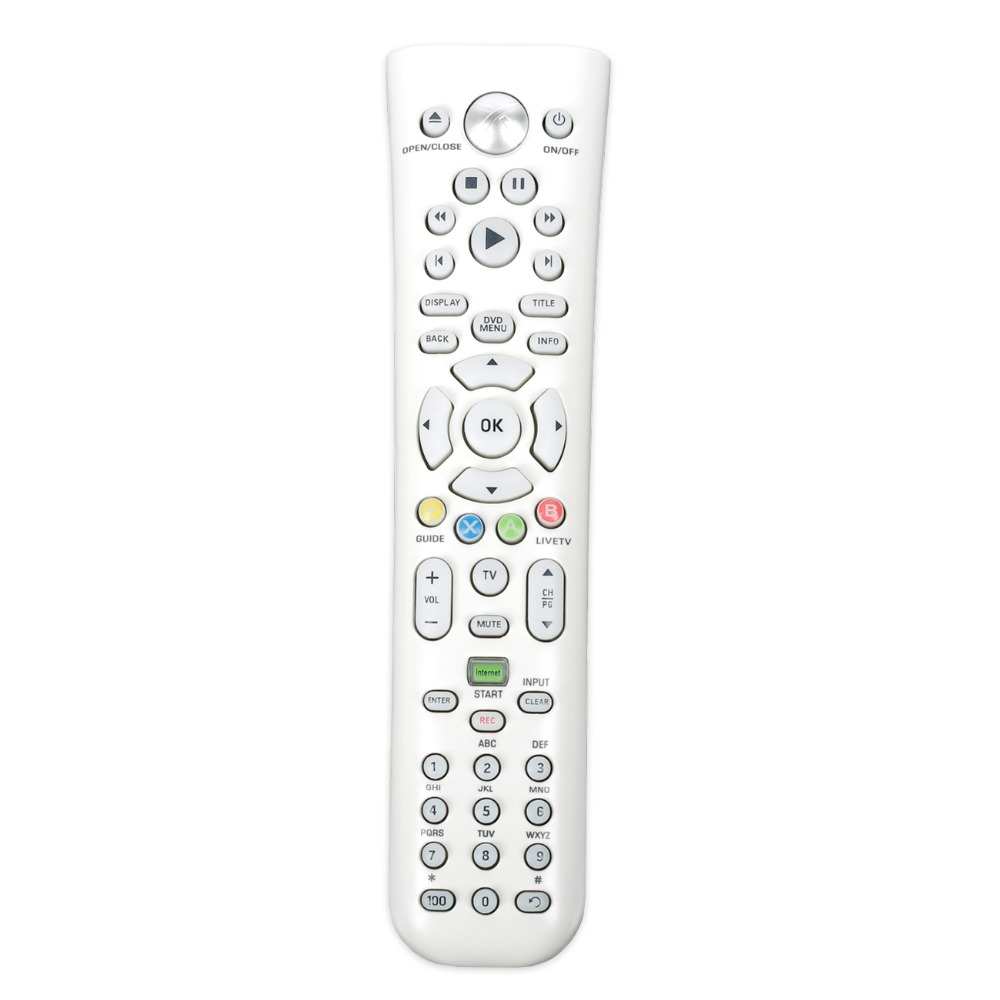 New remote control suitable for xbox360 TV DVD player