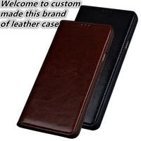 NC04 genuine leather flip case for Xiaomi Redmi S2 phone case for Xiaomi Redmi S2 leather case free shipping