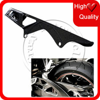 Motorcycle Black Chain Guards Cover Fit For Suzuki GSXR600 GSXR750 2006 2007 2008 2009 2010 GSXR