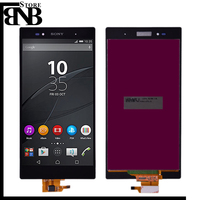 Original For Sony Xperia Z Ultra XL39h XL39 C6802 C6806 LCD Display touch screen with digitizer Assembly